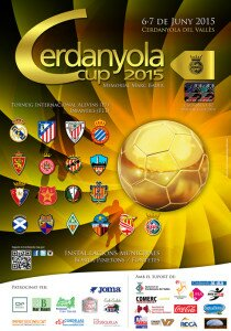 Cerdanyola Cup 2015
