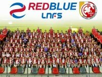 Club Esportiu Rubi FS nova Academia Red Blue